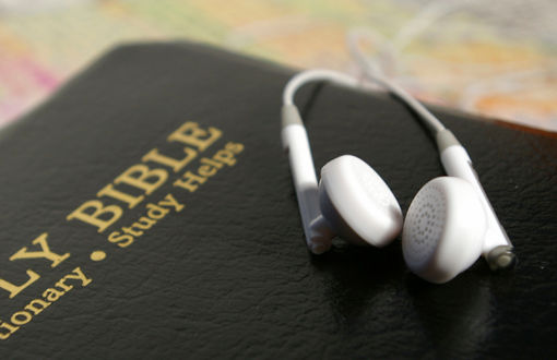 Audio Bible Project for Local Church