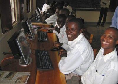Equipping an Outreach Center