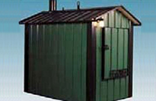 Wood Heat Boiler System