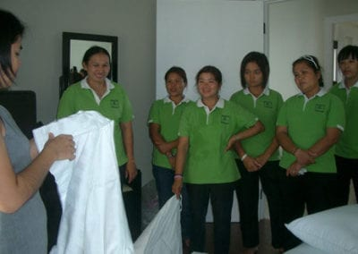 Housekeeper Training and Certification