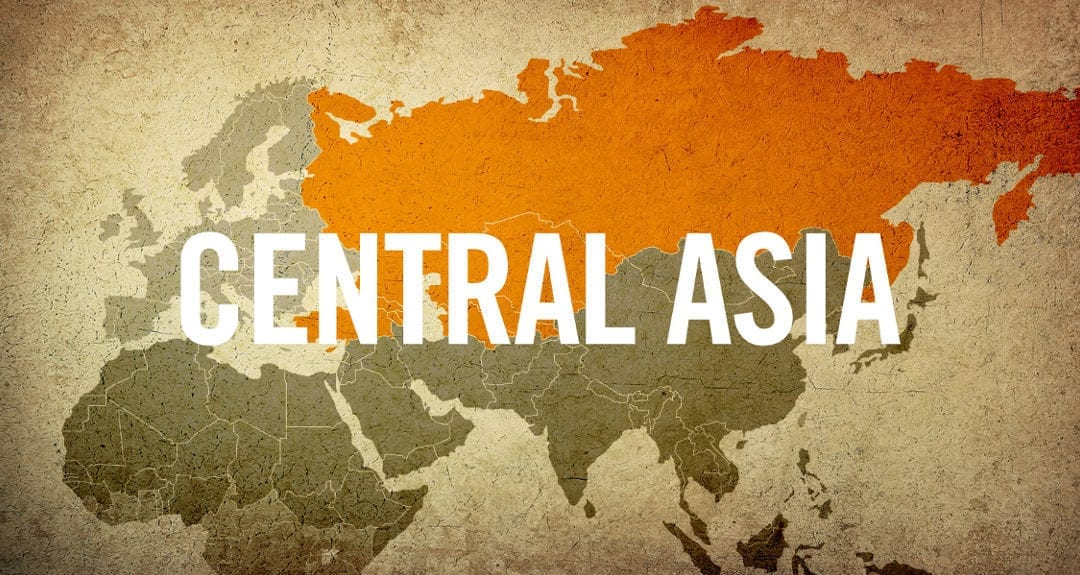Central Asia Team Update